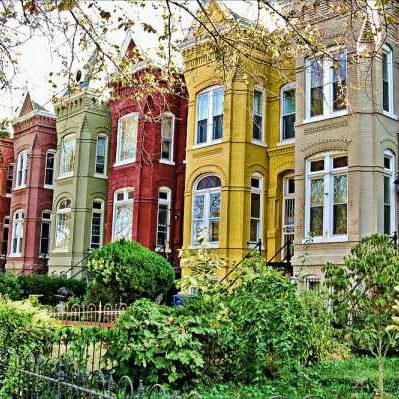 DC Rowhouses 1